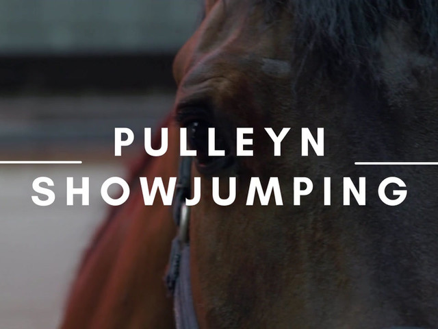 Ashley Pulleyn Showjumping