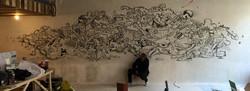 GBK Leamington Spa Mural