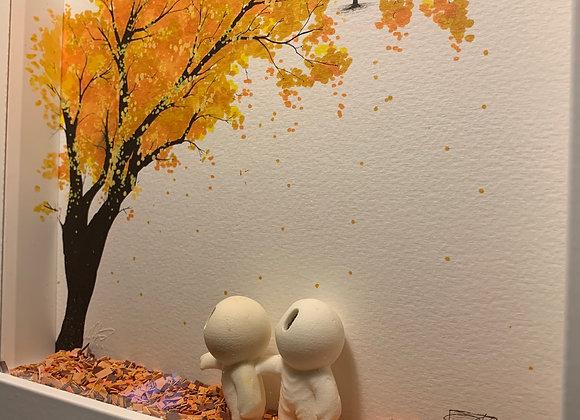 Autumnal  Trees  blossom