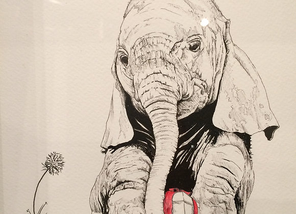 Elephant present