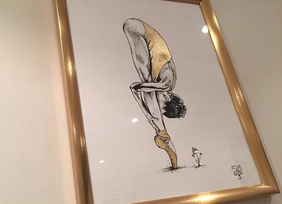 Ballet Goldleaf