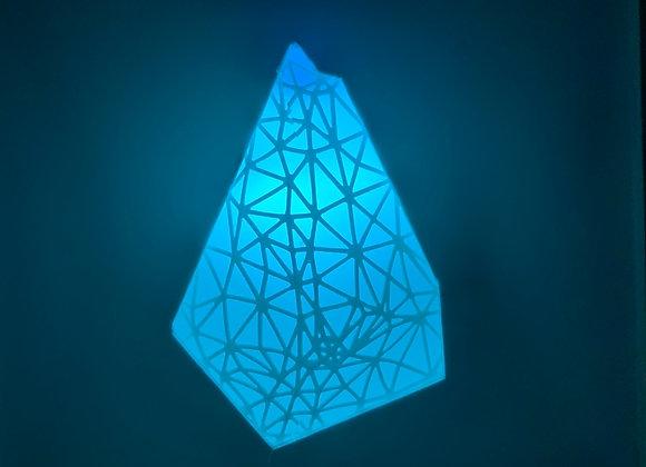Geometric 3D Lamp