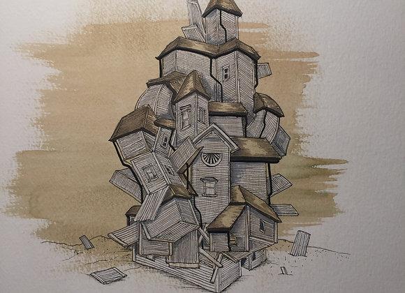House of geometric