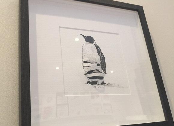 Penguin Solo ribbon