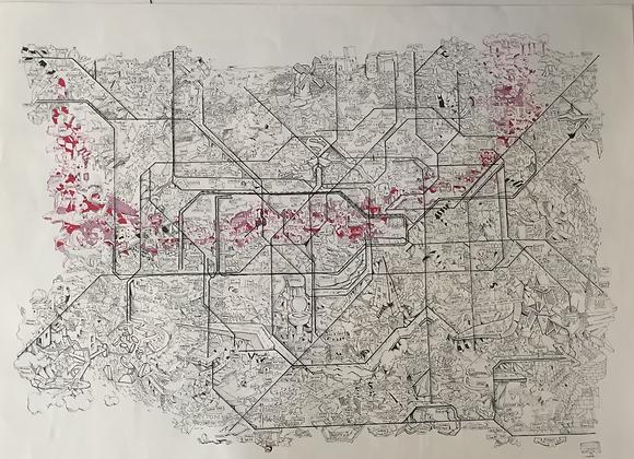 London String Map 18