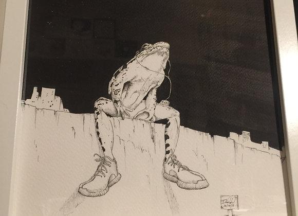 Frog in Yezzys