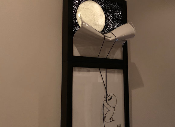 22.Lightbox Moon Wrapped Simple reveal