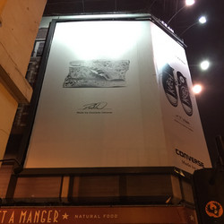 Damilola  Made by You Billboard-Ldn