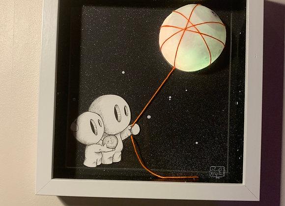 Multi moon lightbox