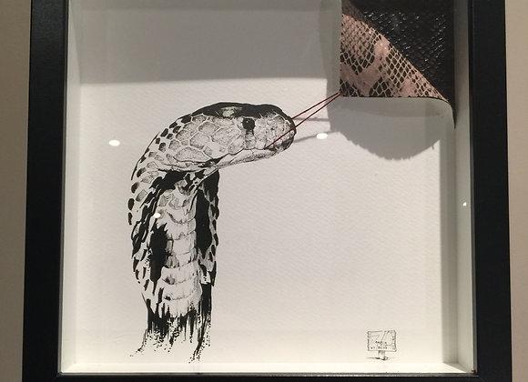 Detailed snake