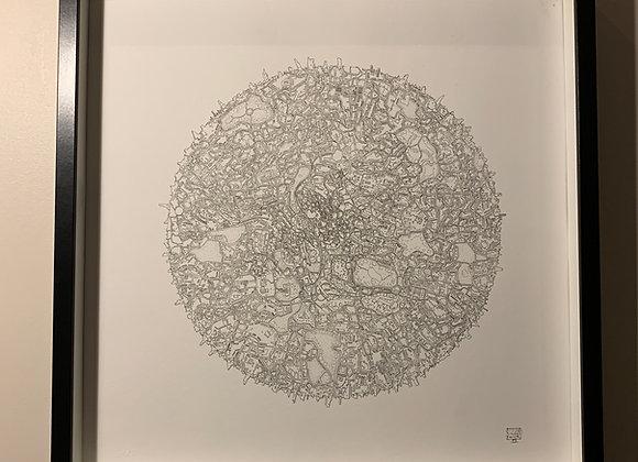 Circular Detail Road Map