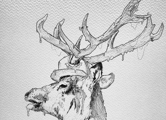 No.3 Ghetto deer