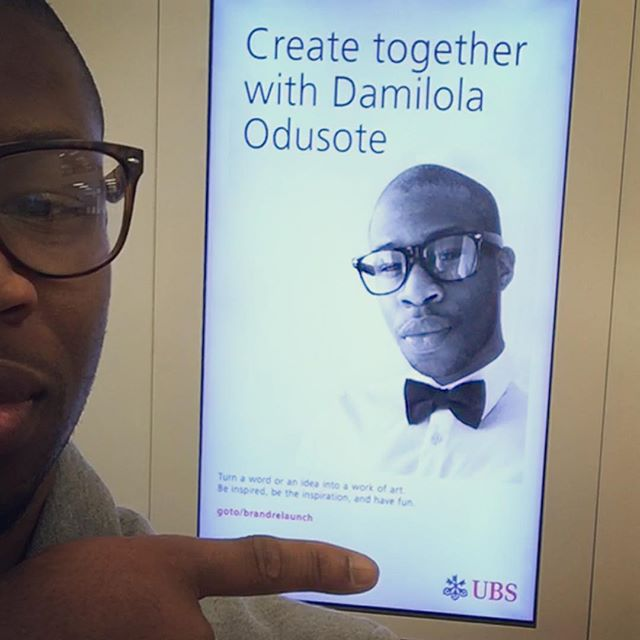 UBS global collaboration.