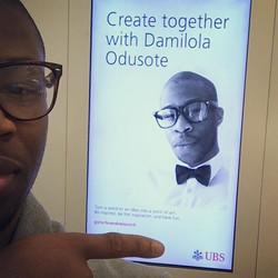 UBS global collaboration.