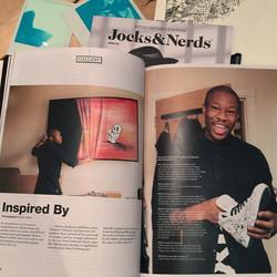 Jock & Nerds Spring 2015 issue