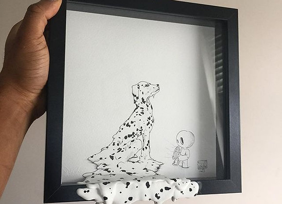 Dalmatian Melt