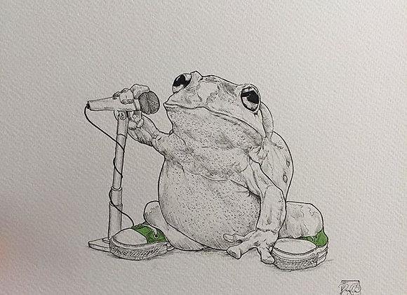 Frog Green Sneaks