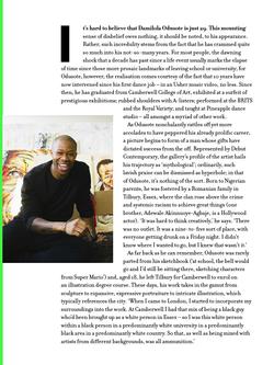 Corner Magazine Feature