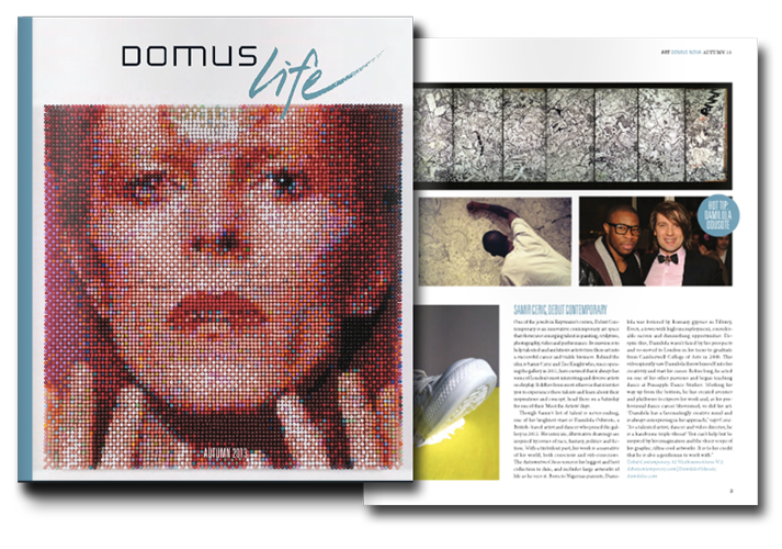 Domus Nova Life Autumn Issue Feature