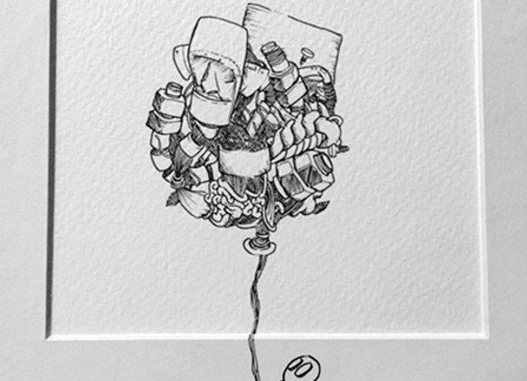 Balloon thought