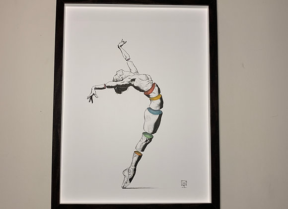 Ballet Section Colour