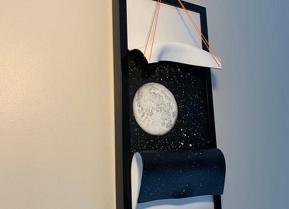 Double vertical moon reveal