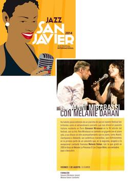 Festival San Javier (Espagne)