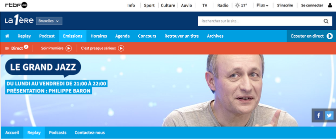 Radio belge RTBF