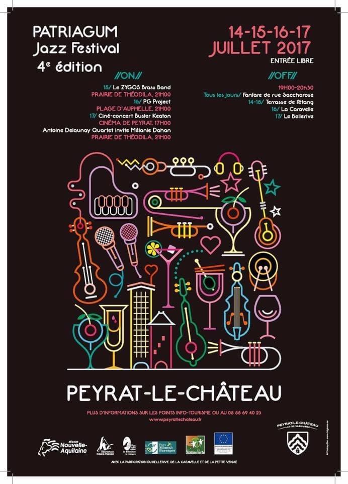 Festival Peyrat le Chateau