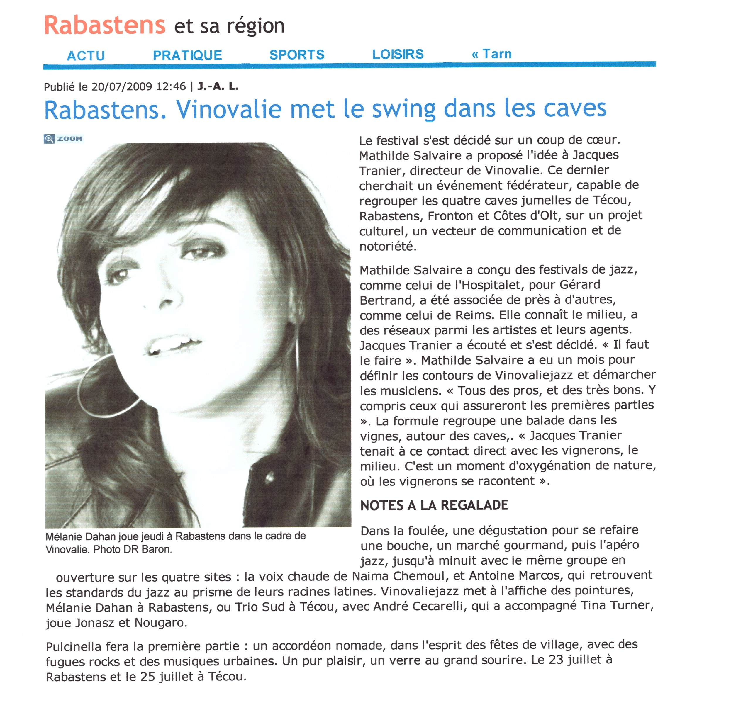 Festival Rabastens