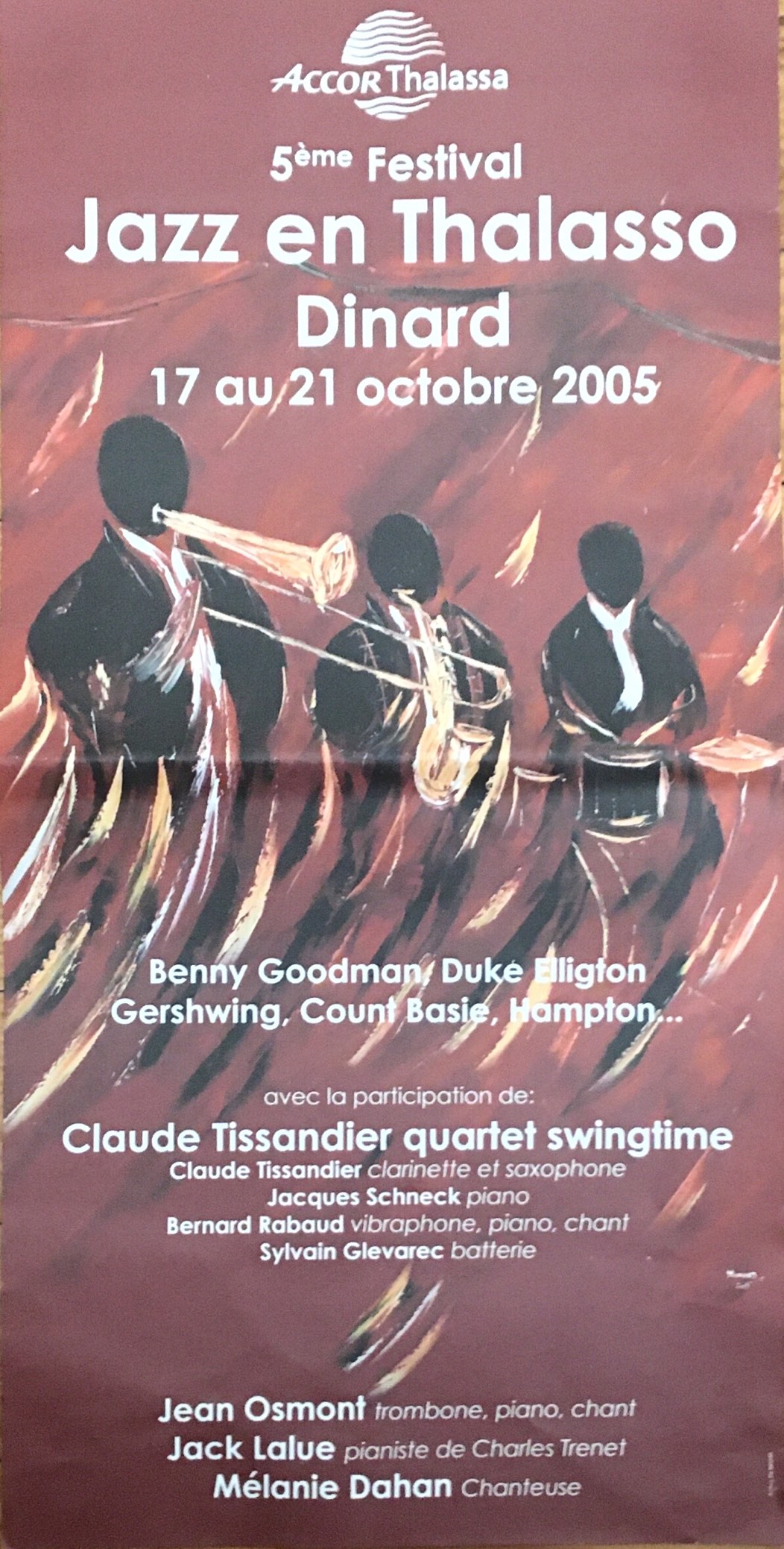 Jazz en thalasso
