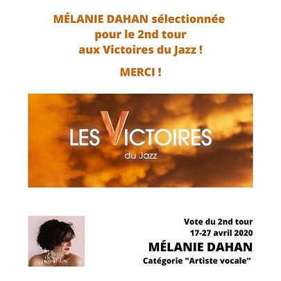 MÉLANIE_DAHAN_sélectionnée_pour_le_2n