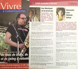 Presse festival Corbeil-essonne