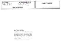 La terrasse - Boulogne