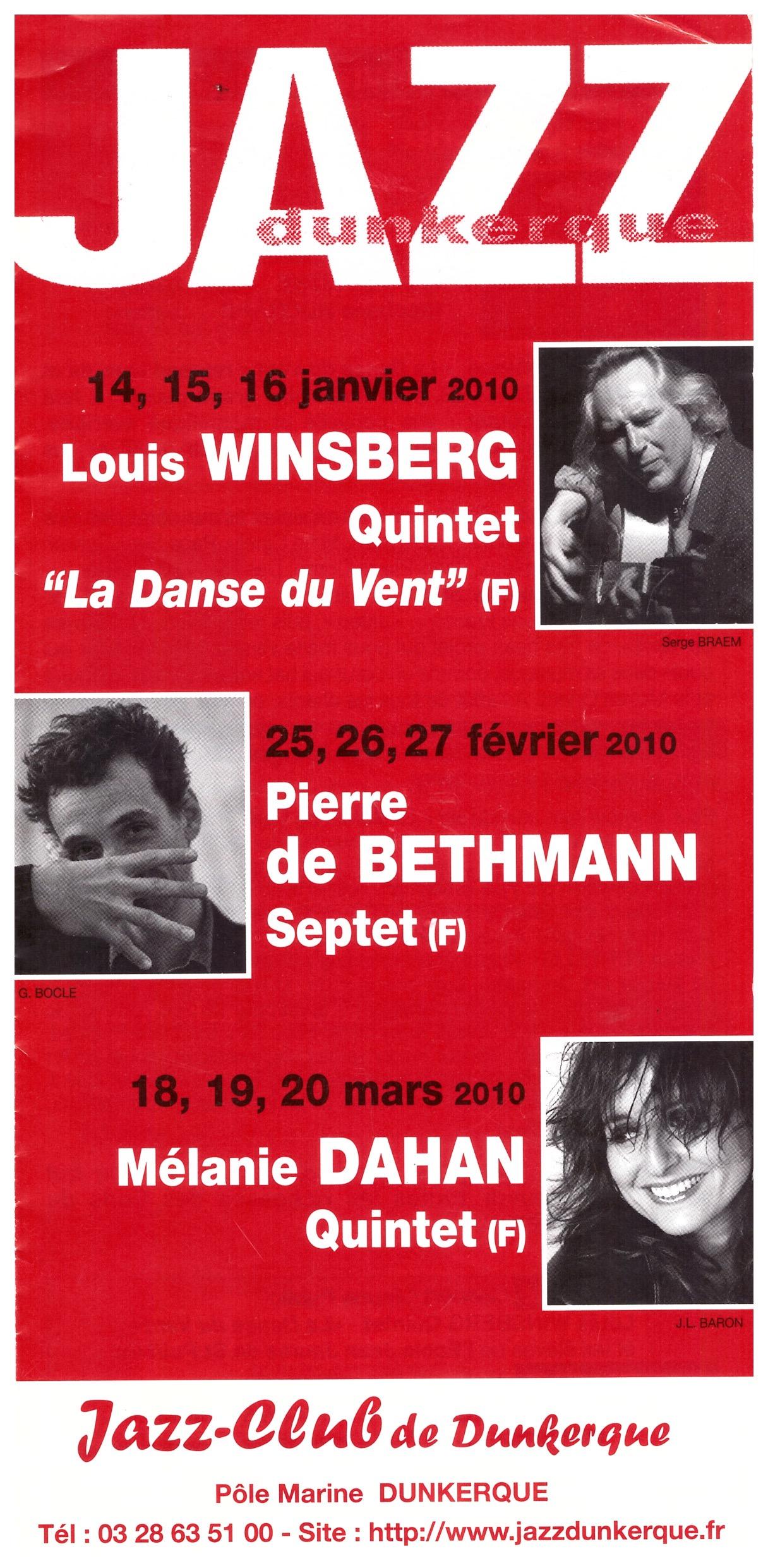 Jazz club Dunkerque
