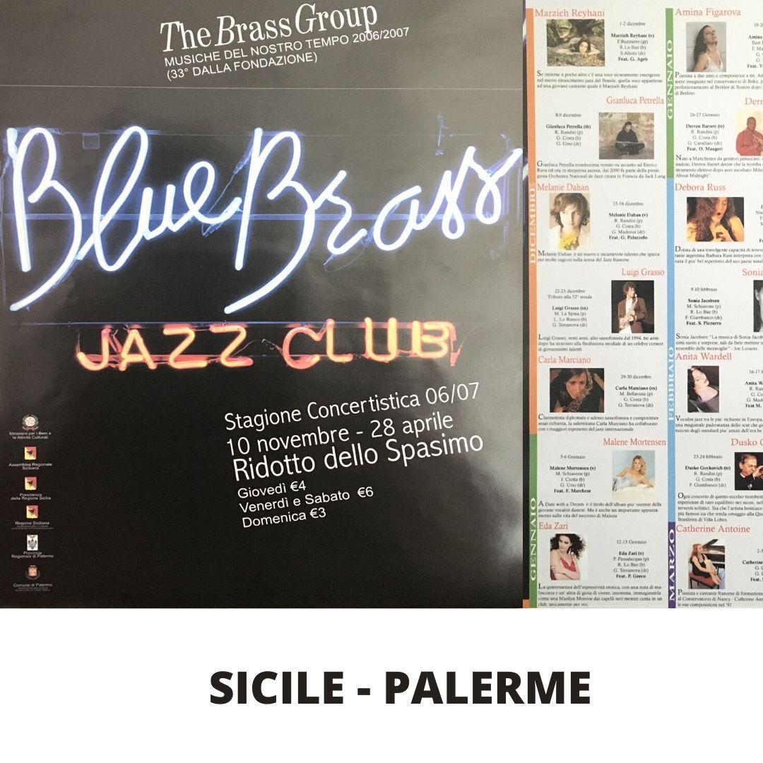 JAZZ CLUB PALERME