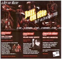 Festival Jazz en tete