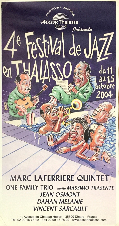 Festival jazz en thalasso