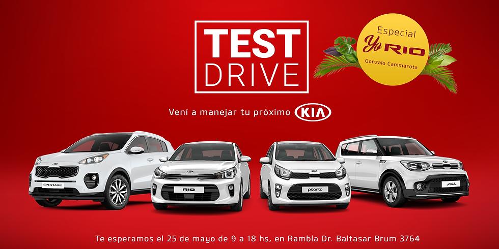 "Test Drive - Especial ""Yo Río"""