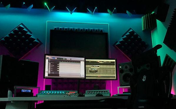 студия звукозаписи в Мокве