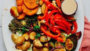 Oil-Free Roasted Vegetables