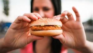 """No-Fry """"Fried"""" Foods"""