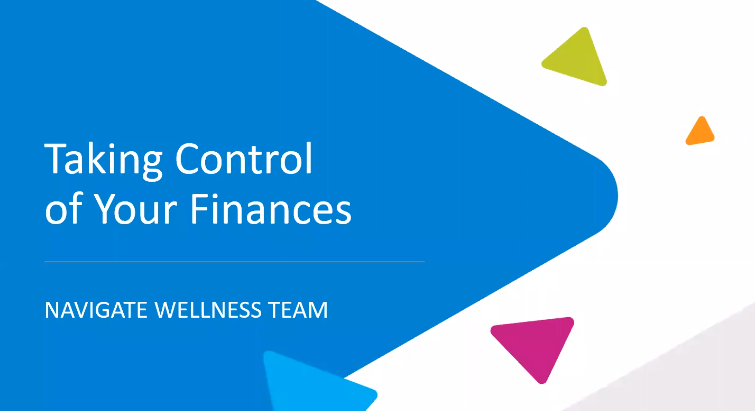 Now Streaming: Taking Control of Your Finances