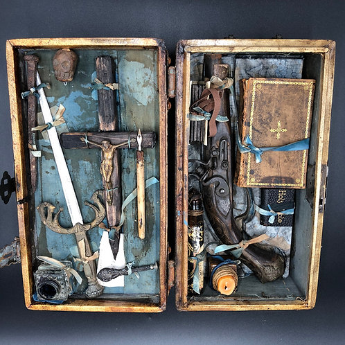 Vampire Hunter Kit Box