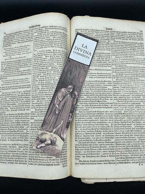 Bookmark La divina commedia