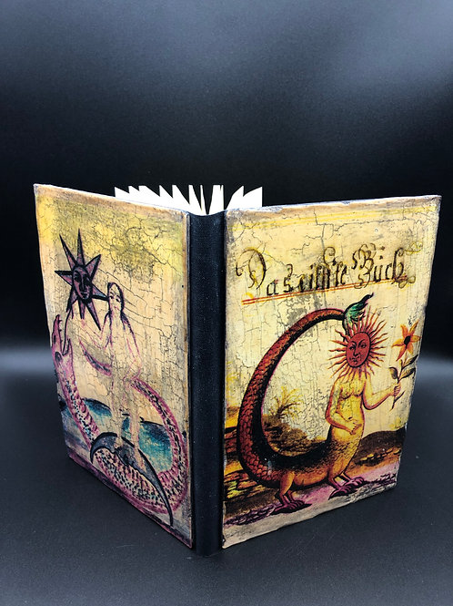 Fantastic creatures notebook
