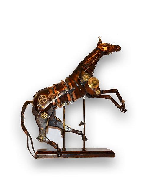 Meccanica HORSE Victorian Steampunk