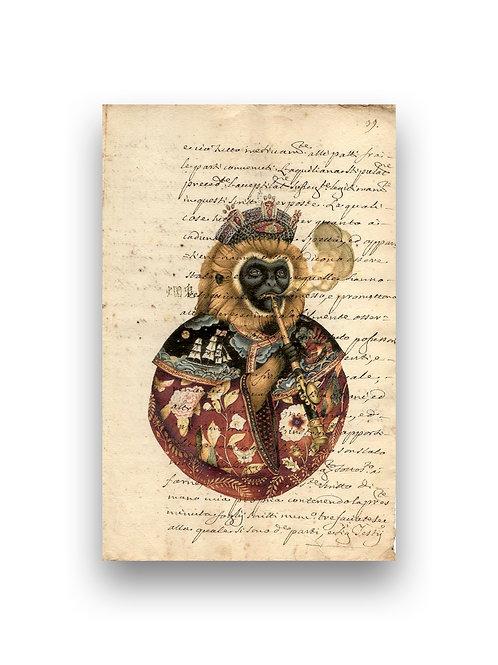 Monkey manuscript