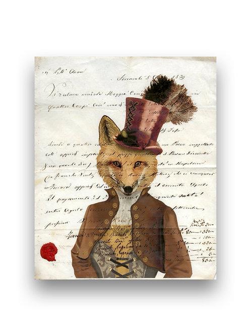 Lady Fox manuscript
