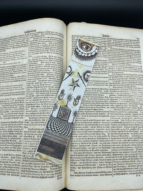 Bookmark Freemason